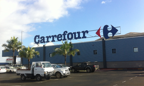 CARREFOUR DUMBEABIS